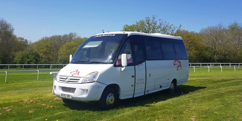 Coach Hire 27/28 Seater Coach