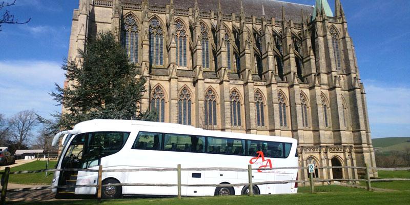 Coach Hire 53 Seater Coach