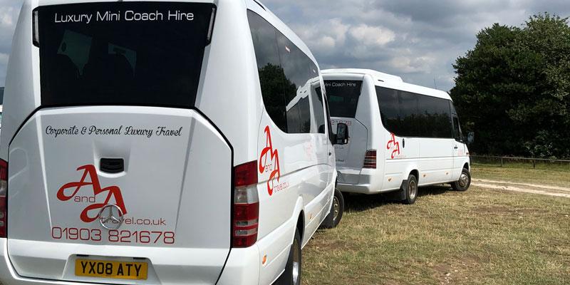 Minibus Hire 19 Seater Minibus