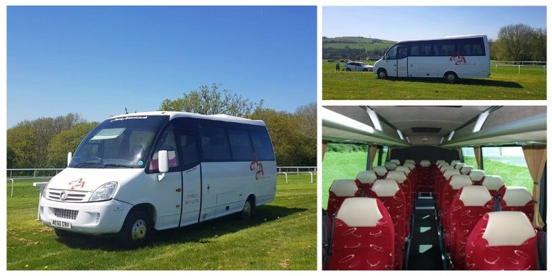 27 Seater Coach Hire