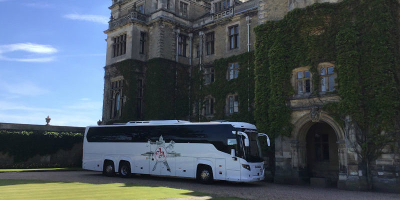 Coaches and Minibuses for Hire - Our Fleet