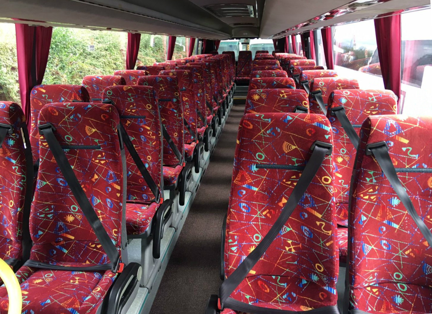 Wheelchair Accessible Coach Hire